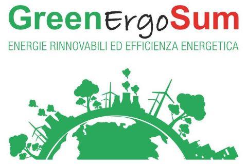 logo green ergo sum