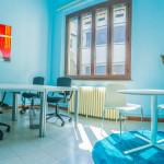 Uffici serviti - sala riunioni - sala formazione
